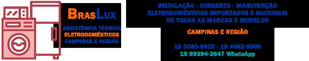 Assistência Técnica Eletrodoméstico Campinas